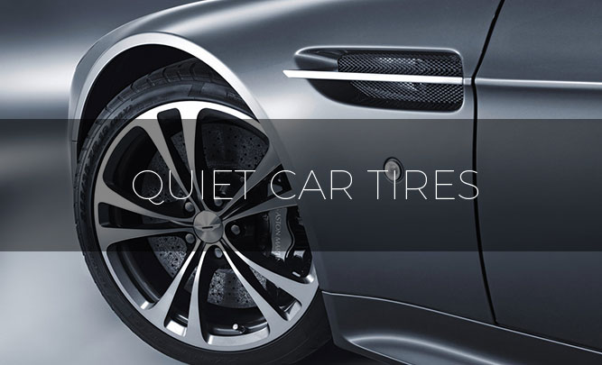 Ten Best Quiet Tires To Give You A Silent Drive – 2019 Edition