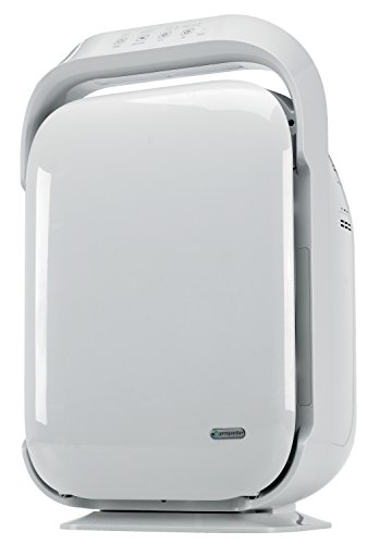 GermGuardian AC9200WCA Hi-Performance True HEPA Ultra-Quiet Air Purifier System with UV-C and Odor