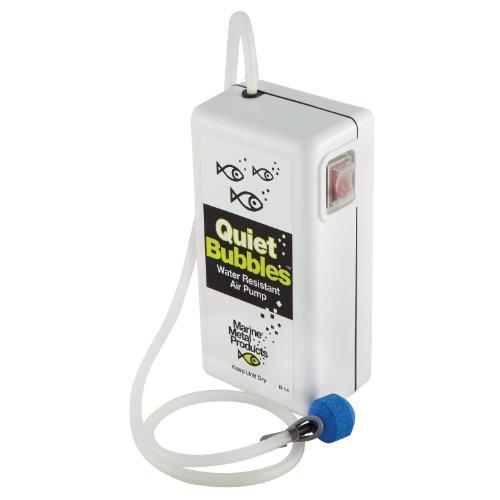 3. Marine Metal Quiet Bubbles Water Resistant Air Pump
