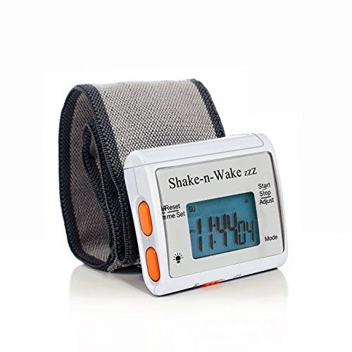 """Shake N' Wake"" Silent Vibrating Personal Alarm Clock"