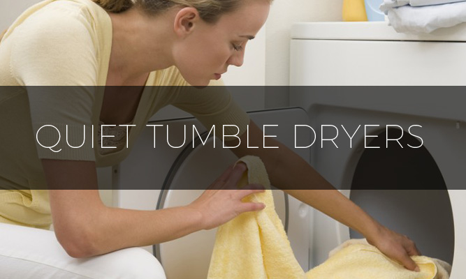 best quiet tumble dryers