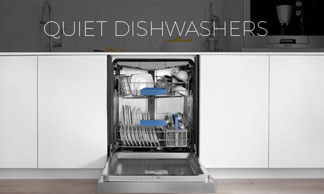 The Best Quiet Dishwashers For 2018 Reviews Buyers