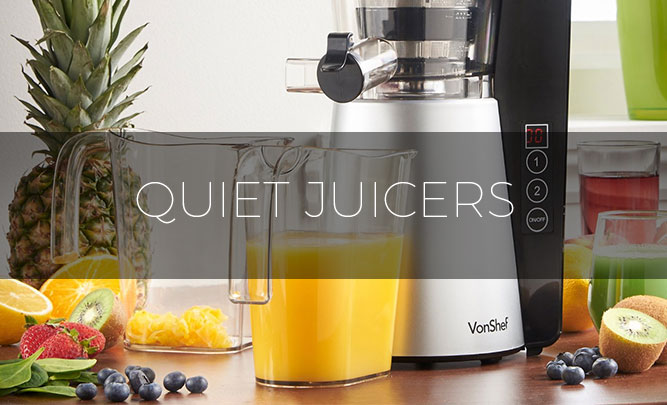 Best Quiet Juicers