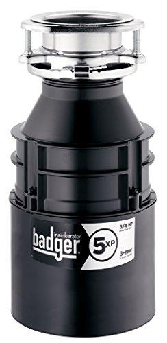InSinkErator Badger 5XP 3/4 HP Household Garbage Disposer