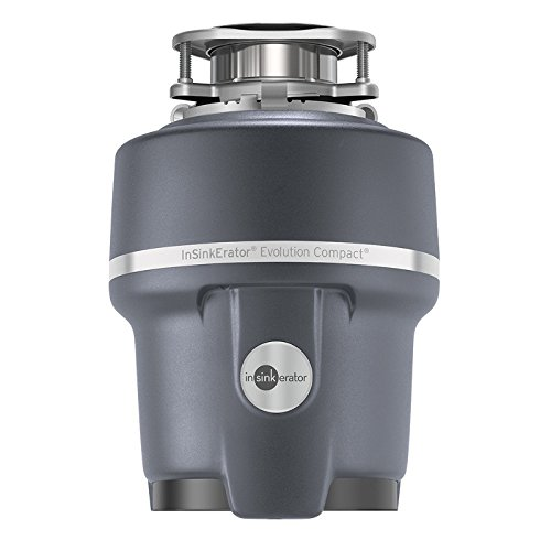 InSinkErator Evolution Compact 3/4 HP Household Garbage Disposer