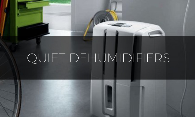 best quiet dehumidifier