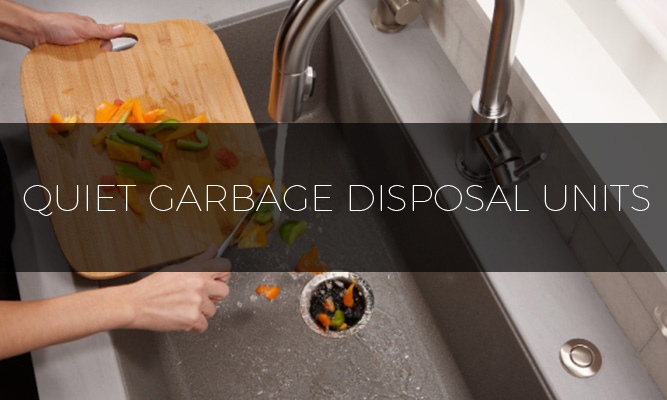 best-quiet-garbage-disposal-units