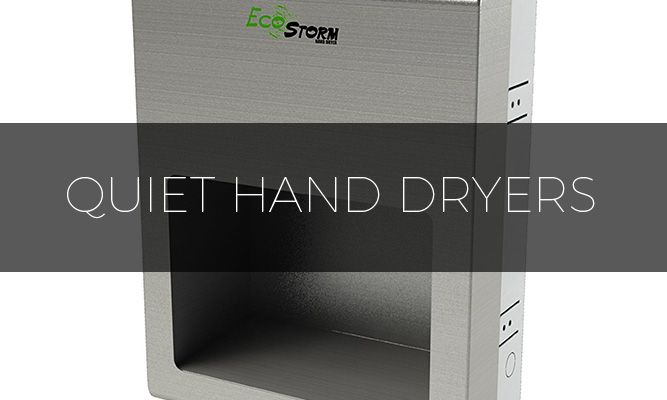 best quiet hand dryer