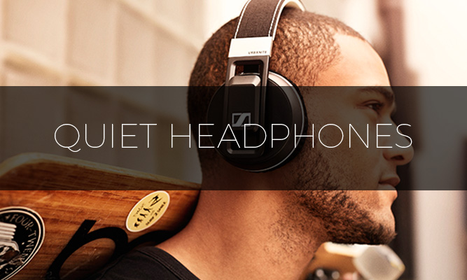 best quiet headphones