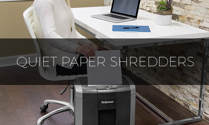 Best Quiet Paper Shredders