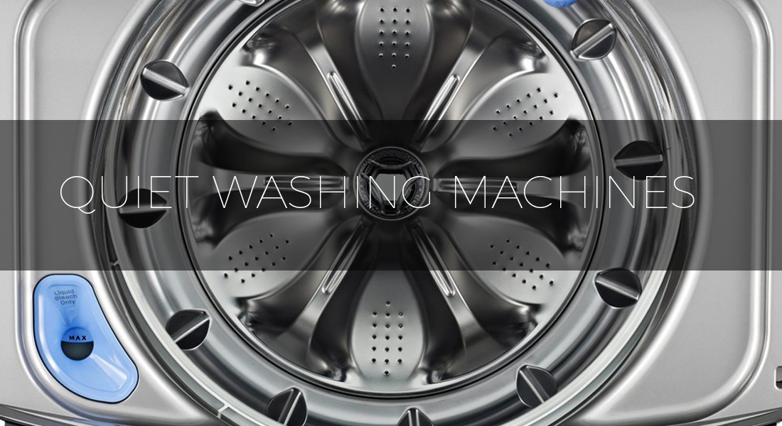 Best Quiet Washing Machine