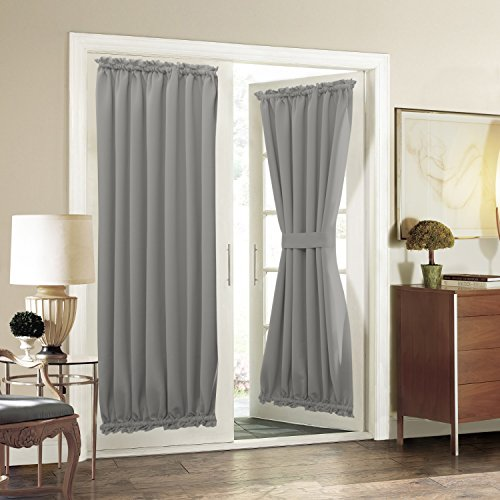 Aquazolax curtains are available in both one panel and two-panel configurations, with around eight different sizes to choose from. With ten different shades ...