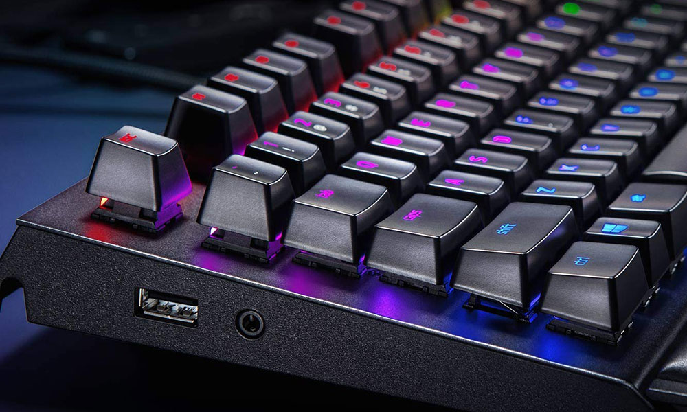 best quiet gaming keyboards 2019 reviews and buying guide quiet home lab. Black Bedroom Furniture Sets. Home Design Ideas