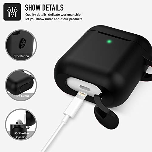 Coffea Airpods Case With Keychain