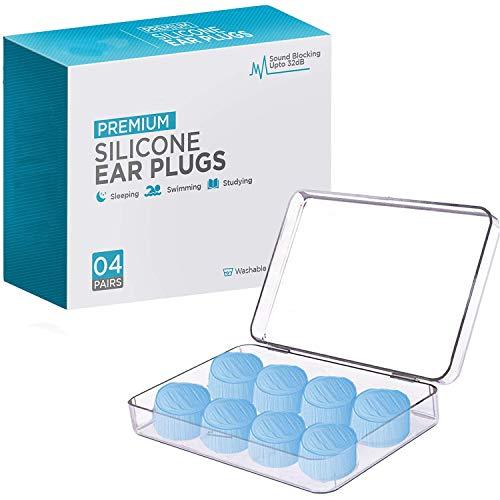 Kuyax Ear Plugs for Sleeping