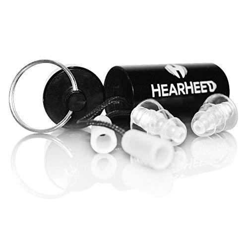 Hearheed High Fidelity Ear Plugs