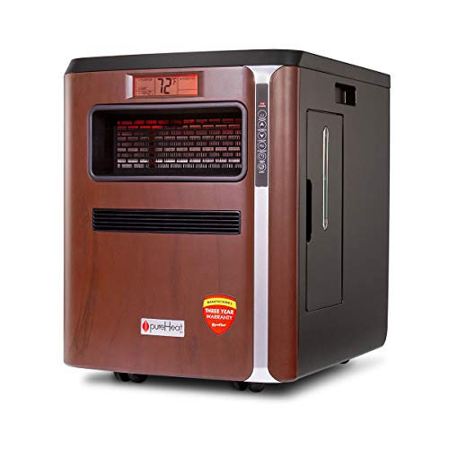 pureHeat 3-in-1 - Energy Efficient Heater/Purifier/Humidifier
