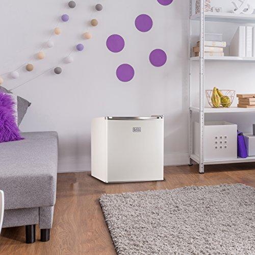 BLACK+DECKER BCRK17W Compact Refrigerator
