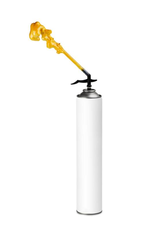 acoustic spray foam