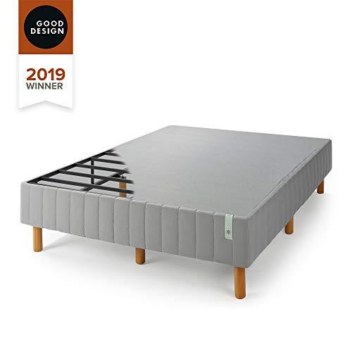 9) Zinus Justina Quick Snap Standing Platform Bed