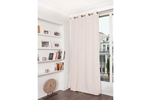 Moondream 3-in-1 Sound Insulation Curtain with Noise-Blackout-Thermal Insulation, Patented Technology