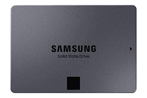 7) SAMSUNG 870 QVO SATA III Solid State Drive