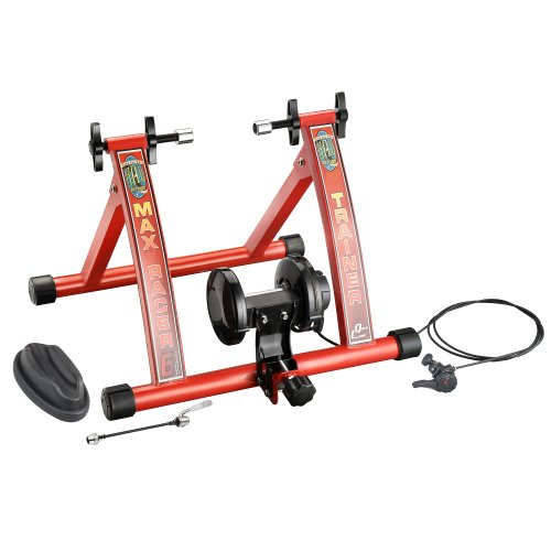 7) RAD Cycle Products Max Racer Magnetic Bike Trainer