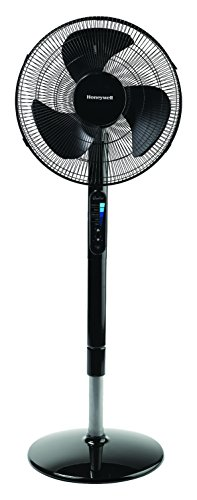 8. Honeywell Advanced Quietset with Noise Reduction Technology 16 Whole Room Pedestal Fan