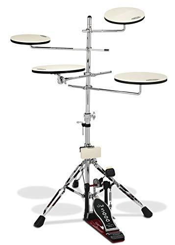 9) Drum Workshop Go Anywhere 5-Piece Set Practice Pad