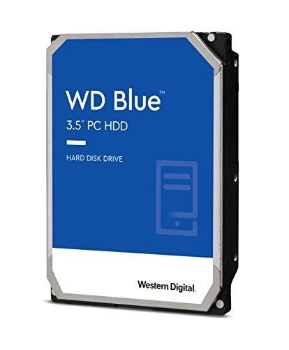 8) Western Digital 2TB WD Blue PC Hard Drive
