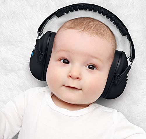HearTek Earmuffs Protection Defenders Children