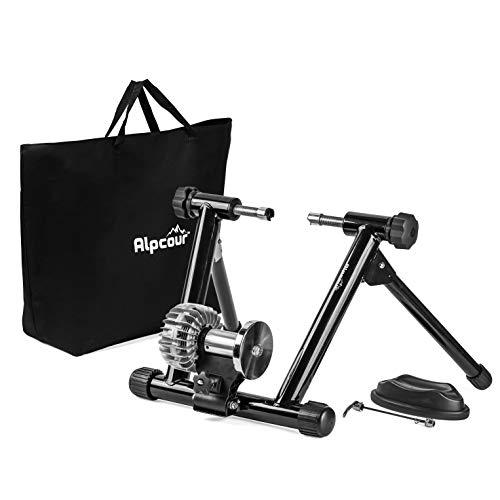 2) Alpcour Fluid Bike Trainer Stand