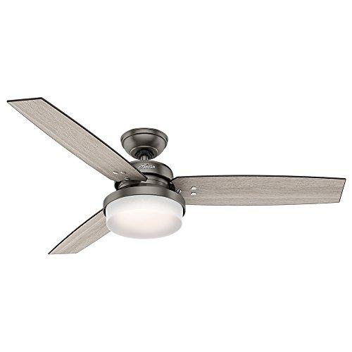 4) Hunter Fan Company Sentinel Indoor Ceiling Fan