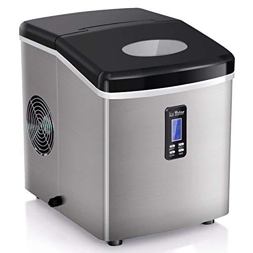 ADT Ice Makers Countertop Ice Machine
