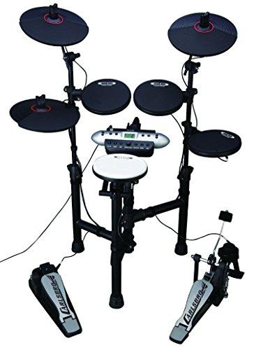 3) Carlsbro CSD130 Electronic Drum Set