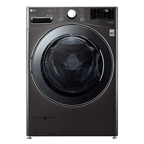 LG WM3998HBA 4.5 cu.ft. Front Load Washer & Dryer Combo