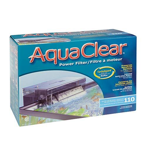 9) AquaClear Fish Tank Filter