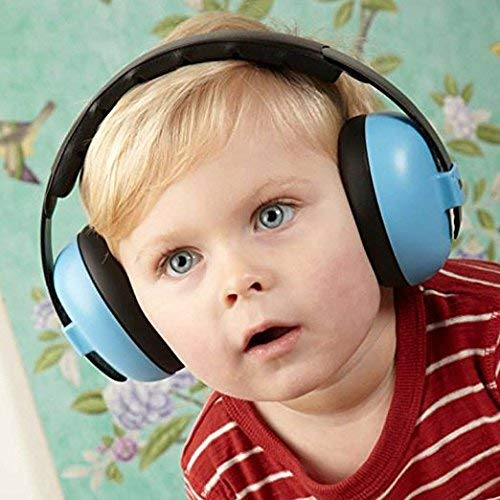 Baby Banz Earmuffs Infant Hearing Protection – Ages 0-2+ Year