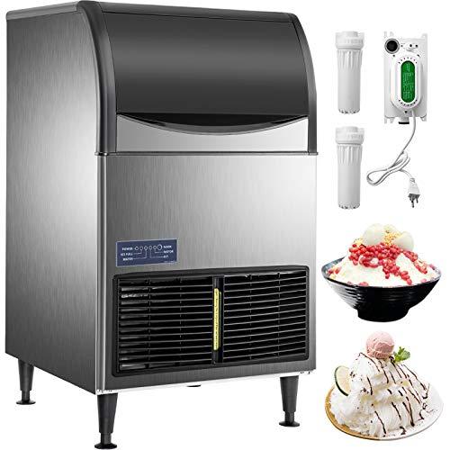 VEVOR 110V Commercial Flake Ice Machine