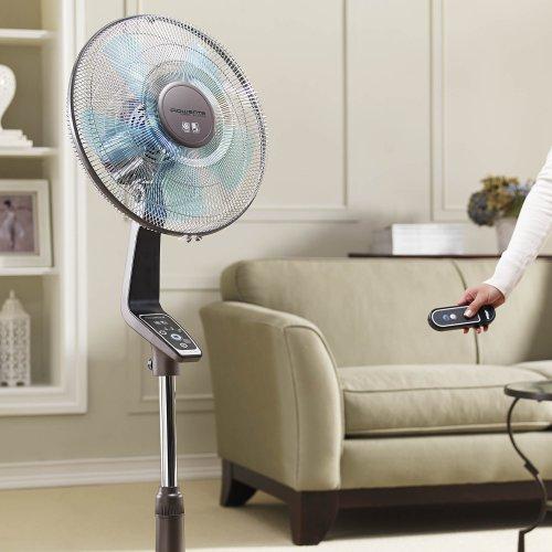 8) Rowenta VU5550 Turbo Silence Oscillating Fan