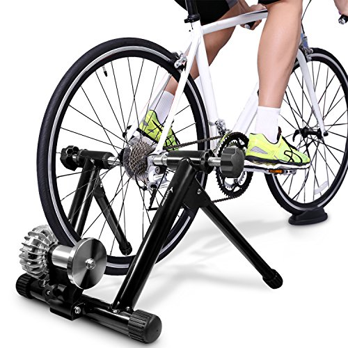 8) Sportneer Fluid Bike Trainer