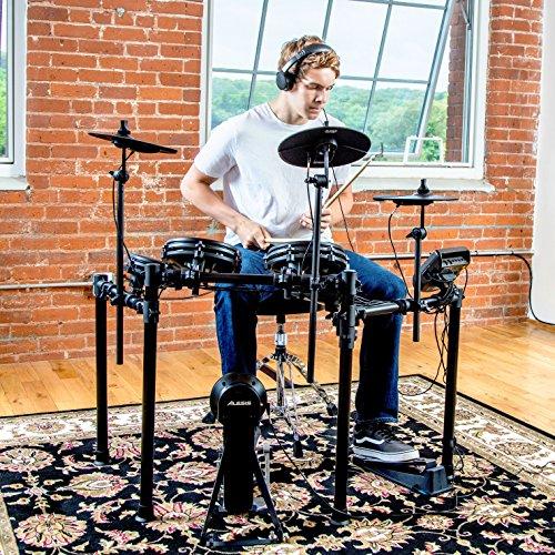 2) Alesis Drums Nitro Mesh Kit