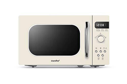 COMFEE' Retro Countertop Microwave Oven