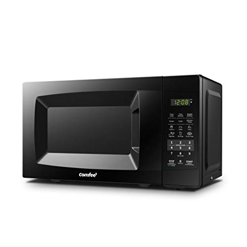 COMFEE' EM720CPL-PMB Countertop Microwave Oven