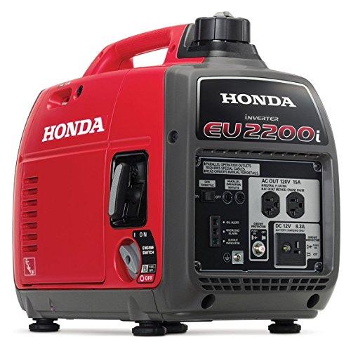 Honda EU2200i 2200 Watt Super Quiet Inverter Generator