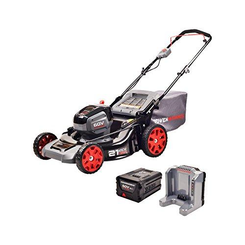 """Powerworks 60-volt 21"""" Brushless Mower"""