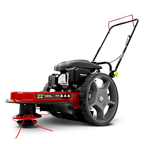 Earthquake Fields Edge M205 String Mower with 150cc 4 Cycle Viper Engine