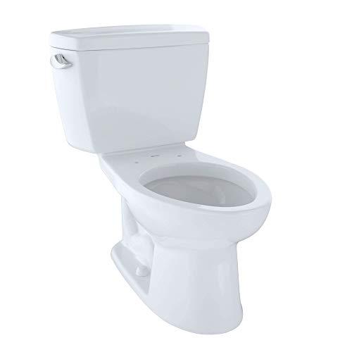 8) TOTO Drake Two-Piece Ada Toilet