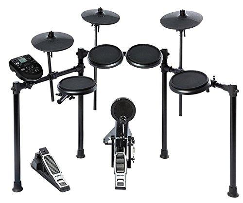 1) Alesis Nitro Kit Electronic Drum Set