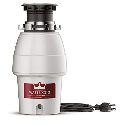 Waste King Legend Series Continuous Speed Garbage Disposal